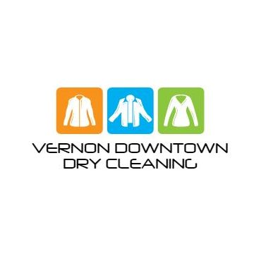 VERNON DOWNTOWN DRY CLEANERS PROFILE.logo