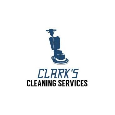 Clark's Cleaning Services logo