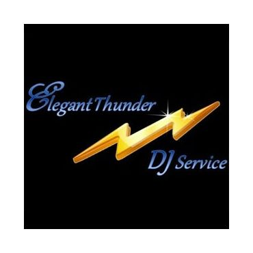 Elegant Thunder DJ Service logo