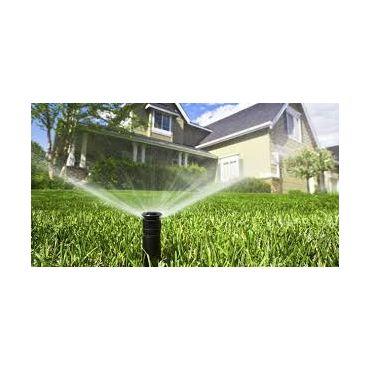 Irrigation installation with TVL