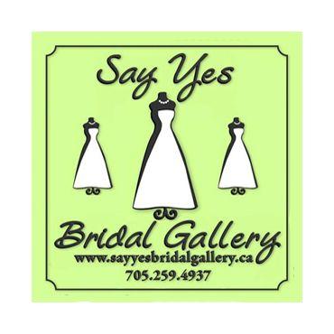 Say Yes Bridal Gallery PROFILE.logo