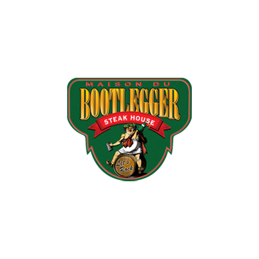 Maison Du Bootlegger Restaurant Club des Monts logo