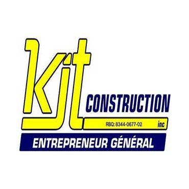 Construction KJT Inc. logo