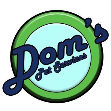 Dom's Pet Services PROFILE.logo