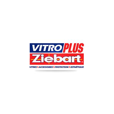 Vitroplus/Ziebart logo