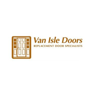 Van Isle Doors PROFILE.logo