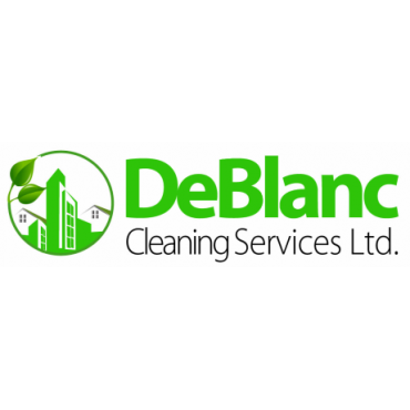 DeBlanc Cleaning Services Ltd. logo