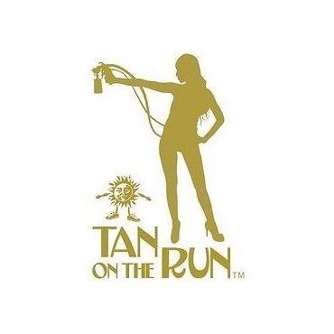 Tan On The Run - Laura Valcour logo