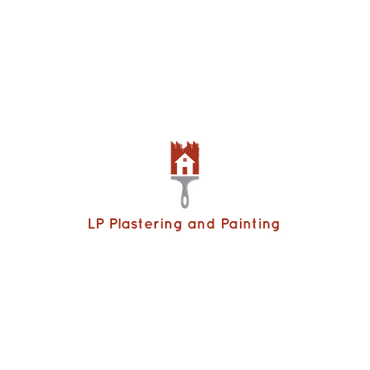 LP Plastering and Painting logo