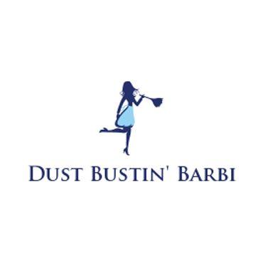 Dust Bustin' Barbi logo