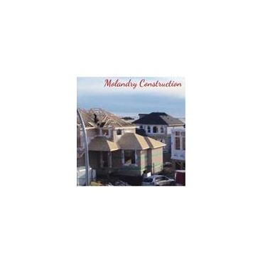 Molandry Construction logo
