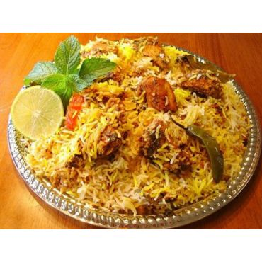 Our biryani(beef,lamb,goat or chicken)