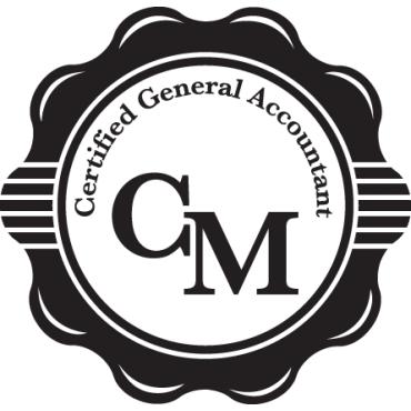 Chris R. Mason, CPA, CGA - Certified General Accountant logo