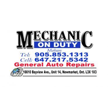Mechanic On Duty PROFILE.logo