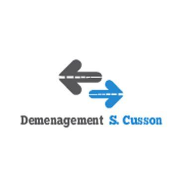 Demenagement S. Cusson logo