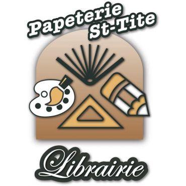 Librairie Papeterie St-Tite PROFILE.logo