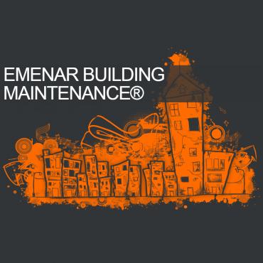 EMENAR Building Maintenance logo