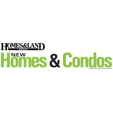 New Homes and Condos Edmonton logo
