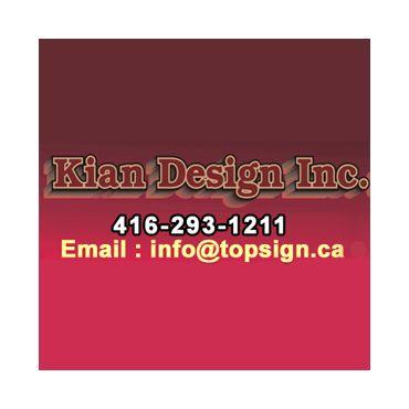 Kian Design Inc. PROFILE.logo