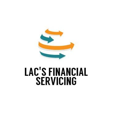 Lac's Financial Servicing logo