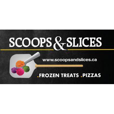 Scoops & Slices logo