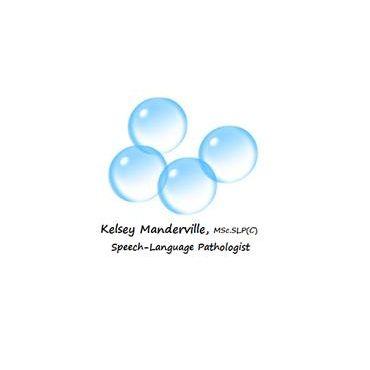 Kelsey Manderville MSc. SLP(C), private speech-language logo