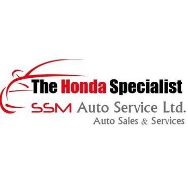 SSM Auto Service Ltd & The Honda Specialist PROFILE.logo