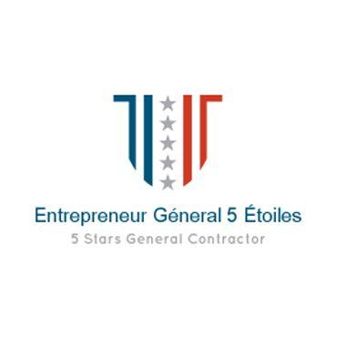 Entrepreneur Géneral 5 Étoiles - 5 Stars General Contractor PROFILE.logo
