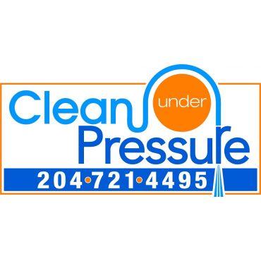 Clean Under Pressure logo