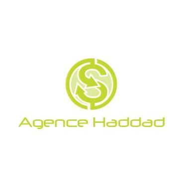 Agence Haddad. PME. Comptabilité, Impôts Particuliers/Commerces PROFILE.logo