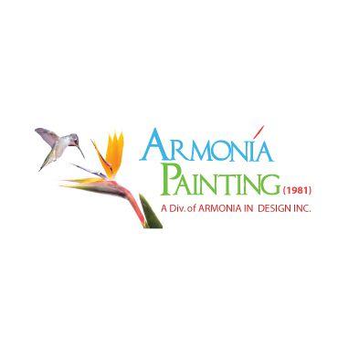 Armonia Painting logo