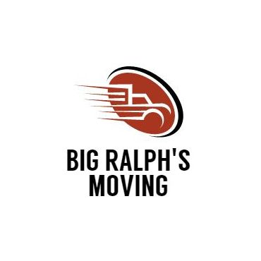 Big Ralph's Moving logo