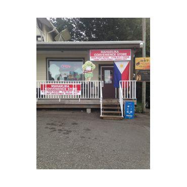 Maharlika Convenience Store logo