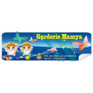 Service De Garderie Mamya logo