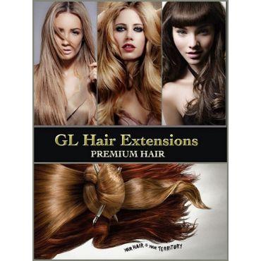 Golden Lush Extensions PROFILE.logo