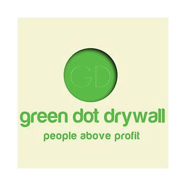 Green Dot Drywall PROFILE.logo