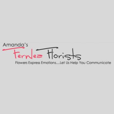 Amanda's Fernlea Florists logo