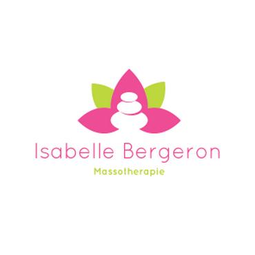 Isabelle Bergeron Massotherapie logo
