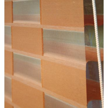 Mosaic Sheer - OmbraLux Louvered Sheer