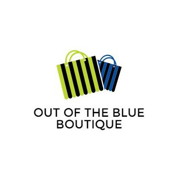 Out Of The Blue Boutique logo