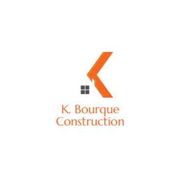 K. Bourque Construction logo