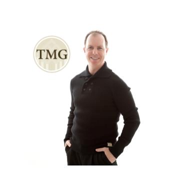 Daryl Woodill TMG The Mortgage Group logo
