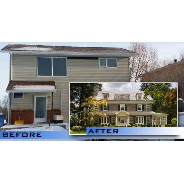 KRN Home Makeover - BEFORE & AFTER