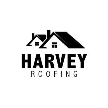 Harvey Roofing logo