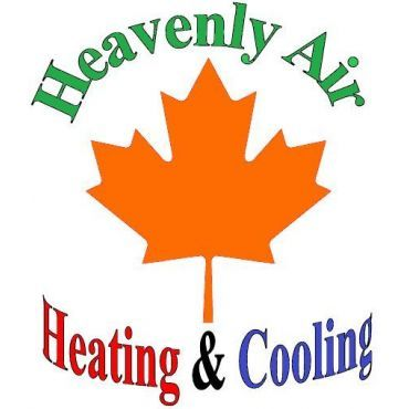 Heavenly Air Heating and Cooling logo