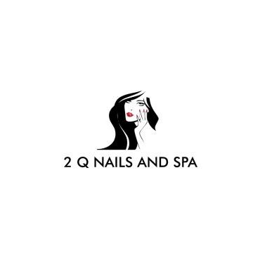 2 Q Nails And Spa PROFILElogo