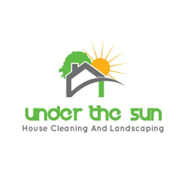 Under The Sun House Cleaning And Landscaping logo