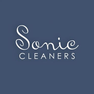 Sonic Cleaners logo