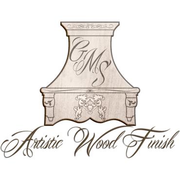 GMS Artistic Wood Finish logo