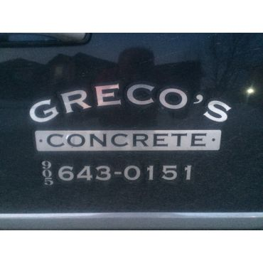 Greco's Concrete Work PROFILE.logo